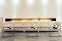 Divani * Hotel * Navi * Aerei / Divani e poltrone, sedute di design e contemporanee che si possono trovare in Hotel, sulle Navi e in volo su Aerei