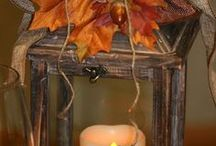 Fall, halloween, thanksgiving, etc. / by Lisa Evans