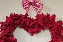 LOVE   / Valentine's Day ideas/inspirations / by Debbie Flynn
