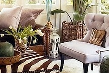 Colonial Style / Inspiration for my island living!
