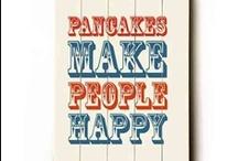 Good Morning! / Let's have breakfast / by Debbie Flynn