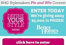 Better Homes and Gardens Stylemaker / by Debbie Flynn