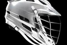 Lacrosse Helmets / All helmets come in a variety of colors and sizes / by Lacrosse Unlimited