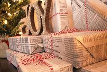 CHRISTmas.....  / Decorations, gift ideas, treats / by Jennifer Fleury Hiscox