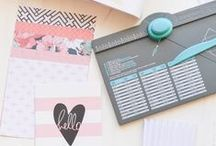 Paper Crafting / These innovative ideas and great deals on brand name craft supplies from Tuesday Morning will inspire you to start your own paper crafting project.