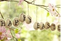 Happy Easter / Easter decor & ideas