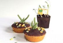 snacks & traktatie. / leuke en gezonde(re) traktaties en tussendoortjes . healthy and funny snacks