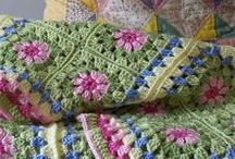 Crochet - Afghans and Blankets