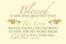 All scripture is God breathed / Faith quotes, Verses, God's promises.... / by Jennifer Fleury Hiscox