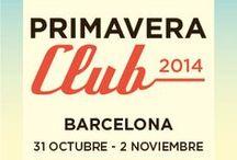 Primavera Club 2014 / Primavera Club 2014 www.primaveraclub.com