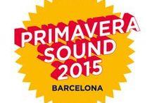 Primavera Sound 2015 Barcelona / www.primaverasound.com