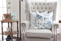 Styling Your Home / Get inspired to create functional and fashionable designs in your home with decorating tips and amazing deals on furnishings from Tuesday Morning.