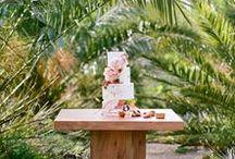 P/P cake table