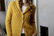Knit patterns / Everything that seems pretty and knittable