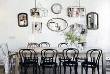 Decor Ideas & Fixtures / For my dream home one day. I like cozy and warmth with pops of color and personality.  / by Marilyn