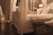 Bedroom ♥ / Sleeping Spaces / by Marlene Smith