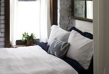 Ideas for Bedroom / As much as I love color, I like to keep my bedroom pretty dark. / by Marilyn