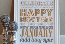 Happy New Year / by Marlene Smith