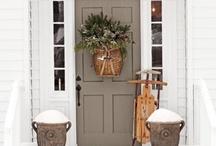 Door ♥ / Beautiful interior and exterior door decorum and doors / by Marlene Smith