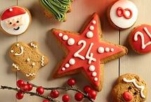 Christmas Cookies we love / Deck the halls with yummy cookies! See our range at www.imageonfood.co.uk