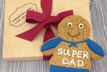 Super Dad! / Show Dad how super he is with treats for Fathers Day. See our range at www.imageonfood.co.uk