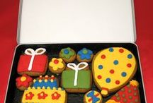 Happy Birthday to you! / Birthday Delights! See our range at www.imageonfood.co.uk