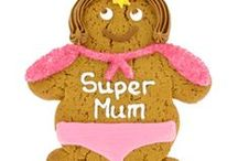Super Mum! / Show Mum how super she is with delicious cookies. See our range at www.imageonfood.co.uk
