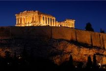 "Greece / ""Κλείσε μέσα στην ψυχή σου την Ελλάδα και θα αισθανθής μέσα σου να λαχταρίζη κάθε είδος μεγαλείου.""   ΔΙΟΝΥΣΙΟΣ ΣΟΛΩΜΟΣ"