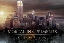 Mortal Instruments / An unexpected great read / by Sheri Caldwell