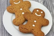 Cookies for the year (not just for Xmas!) / Tasty delights for any season or event. See our range at www.imageonfood.co.uk