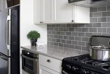 Ideas for Kitchen/Dining / by Marilyn