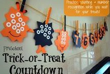Fall and Halloween Theme / by Danielle Danver
