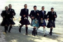 Men in Kilts / When done properly, a thing of pure beauty / by Sheri Caldwell