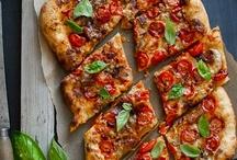 Pizza ♥ / by Marlene Smith