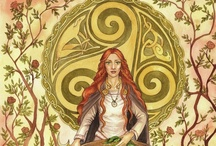 Celtic Myths and Legends / A little truth can be found in every myth & legend / by Sheri Caldwell