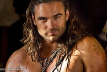Spartacus ♥♥♥ / An amazing feast for the eyes and soul! / by Sheri Caldwell