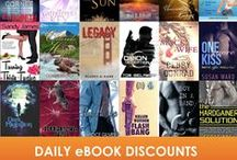 Bargain eBooks / Daily deals on Kindle books, Nook books, Apple books.