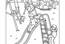 Coloring Pages / by Charity Cole