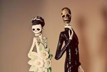 Dia De Los Muertos / Along with Halloween, the most visually appealing and beautifully artistic holiday / by Marilyn Perez (Pulp Sushi)