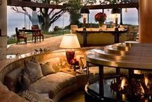 Decoration & Design / Decoration | Design | Architecture | Home | Luxurius House | Dinning Room | Garden | Yard | Decoração | Arquitetura | Casa | Lugares | Sala de Jantar | Jardim | Quintal | Casa | Casas Luxuosas
