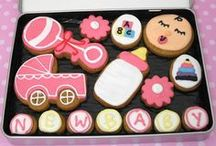 Ooh Baby Baby! / Baby delights to celebrate exciting new arrivals! See our range at www.imageonfood.co.uk