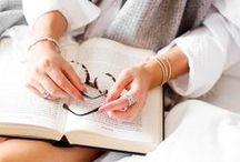 Bookworm / Print or digital - love literature? / by Marilyn Perez (Pulp Sushi)