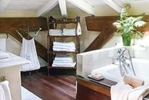 Attic bath / by Becky Marvin