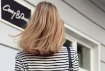 Brittany & Becci need haircuts! / Reasons why we should cut out hair. / by becci cochran