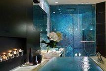 Bathrooms & Baths | Banheiros / Bathrooms | Baths | Bathtub | Design | Interior | Architecture | Banheiros | Banheiras | Decoração e Arquitetura