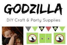 Godzilla / by ColoradoMoms