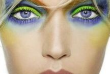 Extrem/Fantasy Makeup / Interesting and creative~~ / by Kevin Cavanaugh-Tucker