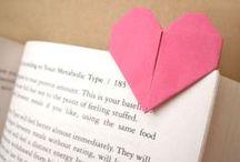 Bookmark | Marcador de Página / Bookmark | DIY | Ideias for Books | Marcador de Página | Ideias e Decorações para Livros