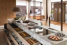 Kitchen | Bar | Laundry / Kitchens, Bar and Laundry | Home | Décor | Design | Cozinha , Bar e Lavanderia | Decoração de Casa
