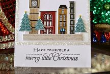 Christmas Cards I Make / Handmade Christmas Cards